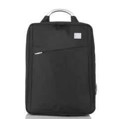 法国乐上(LEXON)LEXON STUDIO 多功能双层背包 时尚休闲双肩包 电脑包