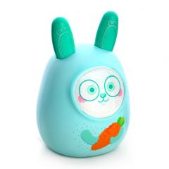 Artiart(台湾) 呆萌兔爷存钱罐不拍摔小巧可爱存钱罐 适合中学生的小礼品