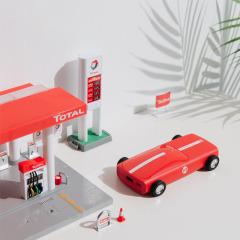 【实力派偶像】梦想跑车移动电源 大容量电镀金属质感充电宝10000毫安 迷你汽车造型充电宝 创意礼品