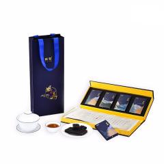 中秋商務茶禮 歐盟認證有機黑茶*60顆禮盒套裝 商務禮品送什么好