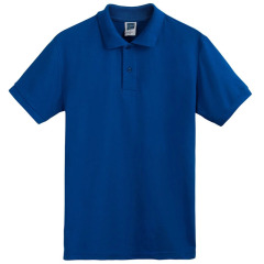 男女通款短袖POLO衫 輕薄透氣網眼面料 螺紋簡袖扣美觀時尚 團隊活動服裝定制