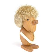 【維京人木質工藝品】家居裝飾品 精美包裝 木雕擺件