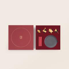 爱马仕Hermès旗下 SHANG XIA 福禄寿喜香插礼盒 创意高档商务礼品