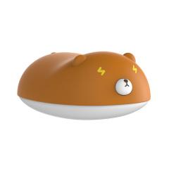温暖小伙伴防爆暖手宝 两用迷你可爱小巧动物充电宝 冬季小礼品 趣味活动奖品