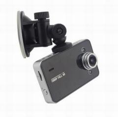 车载行车记录仪 K6000 1080P夜视行车记录仪 车险外贸礼品