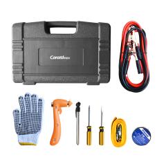 车管家 车载应急救援工具箱8件工具套装 客户礼品定制