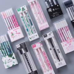 中性笔小清新套装创意系列简约复古 个性文艺签字笔 套装文具用品 企业活动 比赛礼品