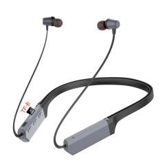 金属腔体重低音无线蓝牙耳机 可插卡超长待机 记忆硅胶线不变形 活动奖品活动用小礼品