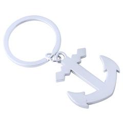 金属创意船锚钥匙 简约设计 促销小礼品