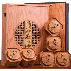 【沏茶】传统高山铁观音 500克礼盒装 送总裁 高端礼品