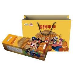 【中粮福小满】禧瑞丰年坚果干果杂锦礼盒 教师节礼品推荐