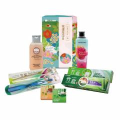 花漾年华礼盒B 生活健康口腔清洁洗牙刷牙器 100多块钱的比较实用的奖品