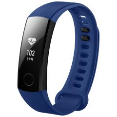 华为(HUAWEI)荣耀手环3 NFC版 智能运动手环 50米防水 24小时心率监测 科学睡眠检测 极客创意礼品