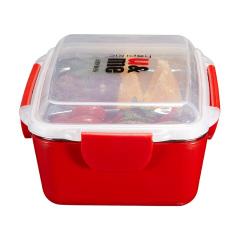 JOHN BOSS(英国)快乐厨房单层分隔便当盒 送客户的礼品推荐