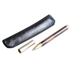 定心之笔·朴素包装两件套  紫光檀签字笔 企业礼品定制