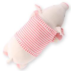 小猪公仔肩颈椎腰部按摩器  创意设计 员工生日礼物