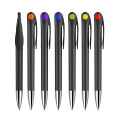 广告笔  赠品 创意设计圆珠笔(200-black)