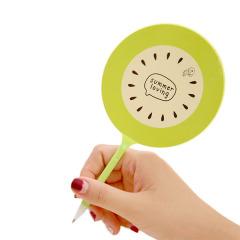 【可以写字的扇子】扇子造型圆珠笔 扇+笔 广告扇 广告促销礼品