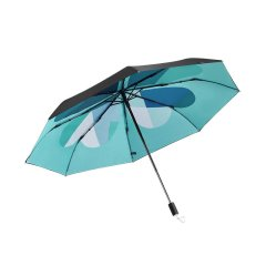 蕉下(BANANA UNDER)桃心四葉草防曬小黑傘 卓效防曬太陽傘 公司年會抽獎禮品推薦