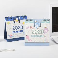 2020年可爱动物台历 动物造型设计时尚可爱 创意小礼品