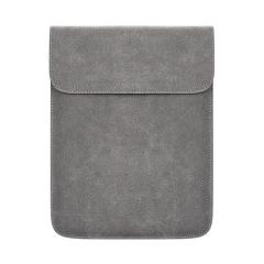 磨砂PU笔记本电脑内胆包 简约商务手提电脑收纳包 超薄电脑保护皮套 商务礼品定制