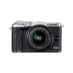 Canon/佳能 EOS M6 套机 EF-M 15-45mm IS STM