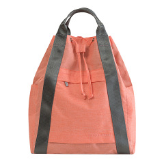 北欧文艺多功能收纳包 时尚简约手提双肩旅行背包 短途旅行包