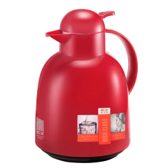 RELEA物生物英倫風1.5L大容量家居保溫壺 健康玻璃暖壺保溫瓶 春節公司禮品