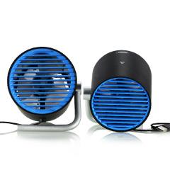 REMAX 酷炫风USB迷你风扇F20 静音可充电小风扇 活动小礼品