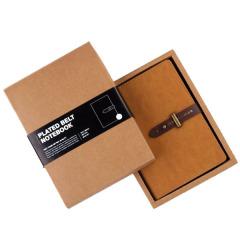 礼盒装商务记事本 复古韩国手帐本 笔记本文具日记本定制 实用性小礼品