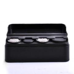 汽车零钱盒 车用硬币盒车用收纳盒