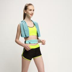ZUEI 运动腰包+冰爽毛巾套装 创意实用户外礼品