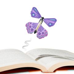 趣味玩具翩翩飞舞蝴蝶 创意减压玩具 新意礼品