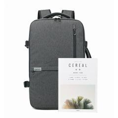 原创多功能时尚商务旅行包 大容量牛津布双肩包 创意年会礼品