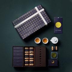 【盒你一起享團圓】抹茶流心 月餅+烏龍茶+茶壺茶杯套裝 中秋禮品