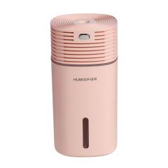 简约商务加湿器 便捷家用办公室USB迷你款加湿器 促销礼品有哪些 可以抽取奖品