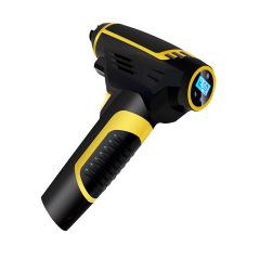 车载无线充气泵数显带灯手持充电式打气机  汽车礼品定制