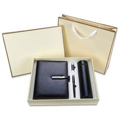 筆杯本U盤商務禮盒套裝 四件套可定制logo 高端商務禮品