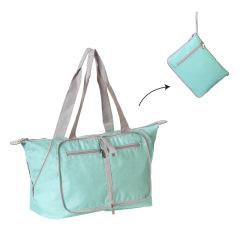 折叠旅行包轻便便携户外单肩行李包旅行包 适合送给客户的小礼品