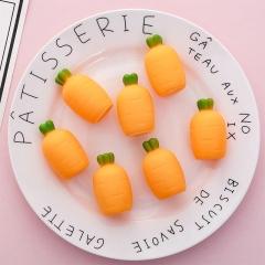 【胡萝卜】创意捏捏乐发泄球 解压小玩具 展会上可以送给客户的新颖点的礼品