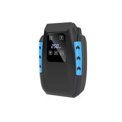 车载充气泵 智能数显汽车打气泵 汽车礼品定制