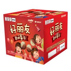 【京東伙伴計劃—僅限積分兌換】好麗友(orion)派 36枚超值量販定制禮盒