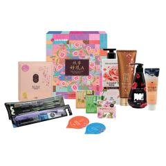LG生活健康  韩国进口12件套A 日用品礼盒 福利礼盒 春季送什么礼品比较合适