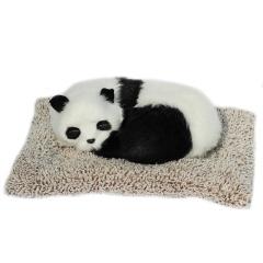【熊猫】仿真动物竹炭包摆件 家车两用除异味净化空气 抽奖奖品可以设置什么