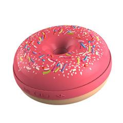 甜甜圈usb暖手宝 小热充电宝 两用防爆迷你可爱创意移动电源 女装店什么赠品好 个性商品