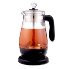 蒸汽式全自动玻璃养生壶 黑茶煮茶器 会议纪念礼品