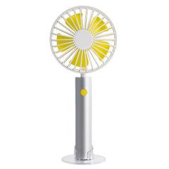 冰凉手感 铝合金手柄充电迷你便携小风扇 宣传品小礼品有哪些