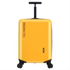 【DUOLUPLO】多伦保罗高端拉杆箱 20寸防刮登机箱 创意商务礼品