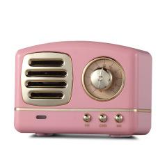 复古收音机蓝牙音响 100元以内高逼格礼品