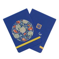 【故宫博物院】锦绣团圆便携笔记本 创意设计 ?#28909;?#22870;励品